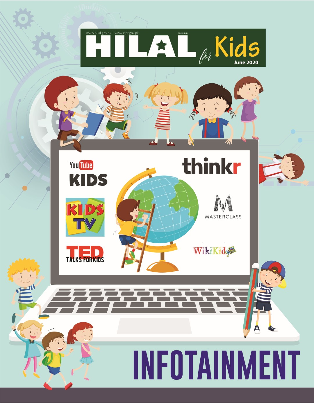 Hilal for Kids English June 2020